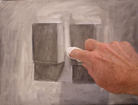 Glazing Technique Demo