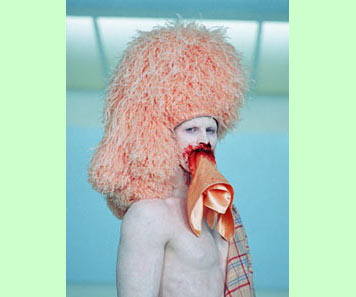 CREMASTER 3, by Matthew Barney