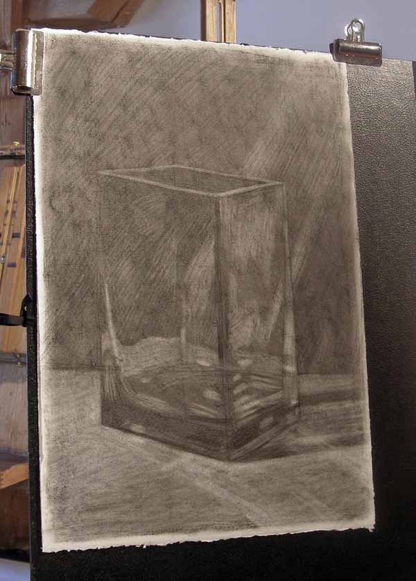 Charcoal Drawing Part 2