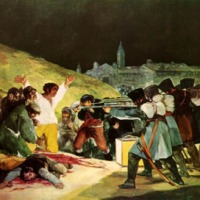 Goya, The Shootings of May 3rd 1808, 1814