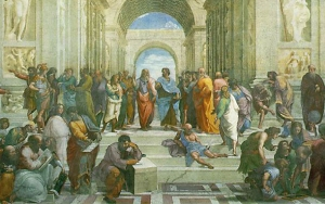 Raphael, School of Athens, 1510