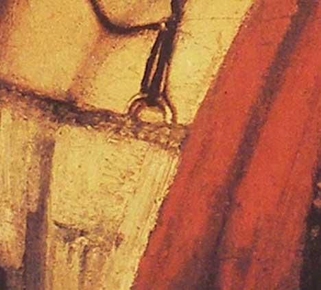 Rembrandt detail