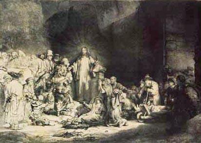 Rembrandt 100 Guilder