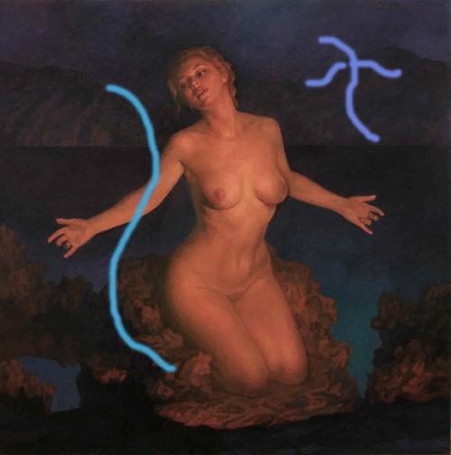 Venus by Michael Newberry