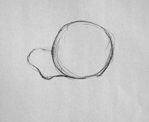 cast shadow ball