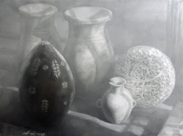 Sunlit Jars
