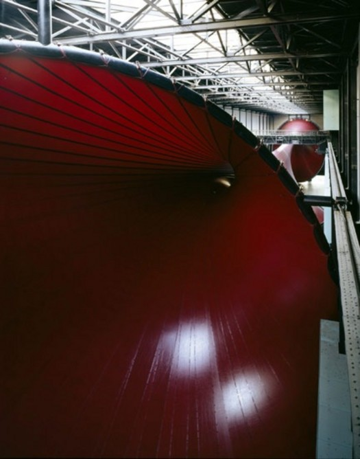 Anish Kapoor Marsyas 2002 © Tate Photography