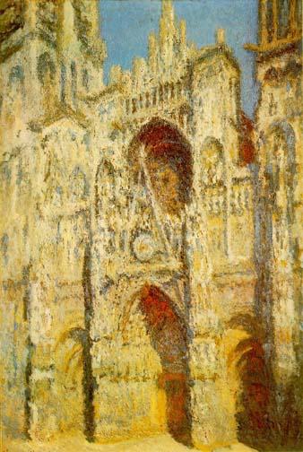 Monet, St Romain Soleil