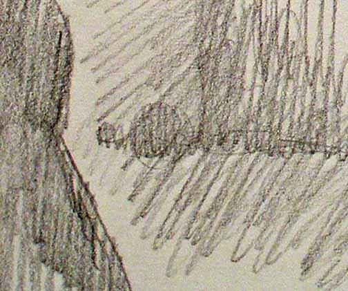 negative space demo sketch