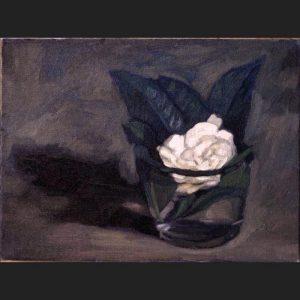 "Newberry, Camilla, 2009, oil on panel, 9x12"""