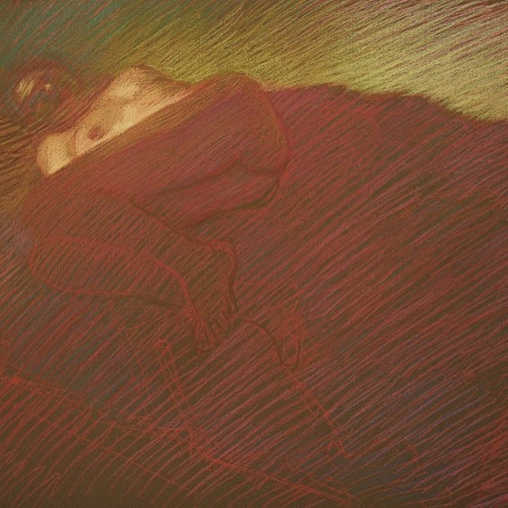 newberry-female-reclining-pastel-on-dark-paper-sc