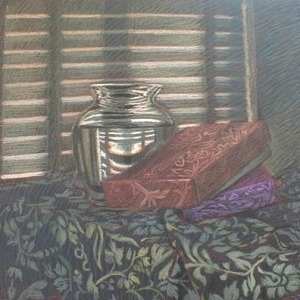 newberry-glass-vase-and-chocolate-boxes-2-pastel-on-dark-paper-pc