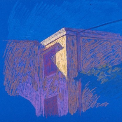 newberry-memorial-window-rhodes-pastel-on-dark-paper-pc