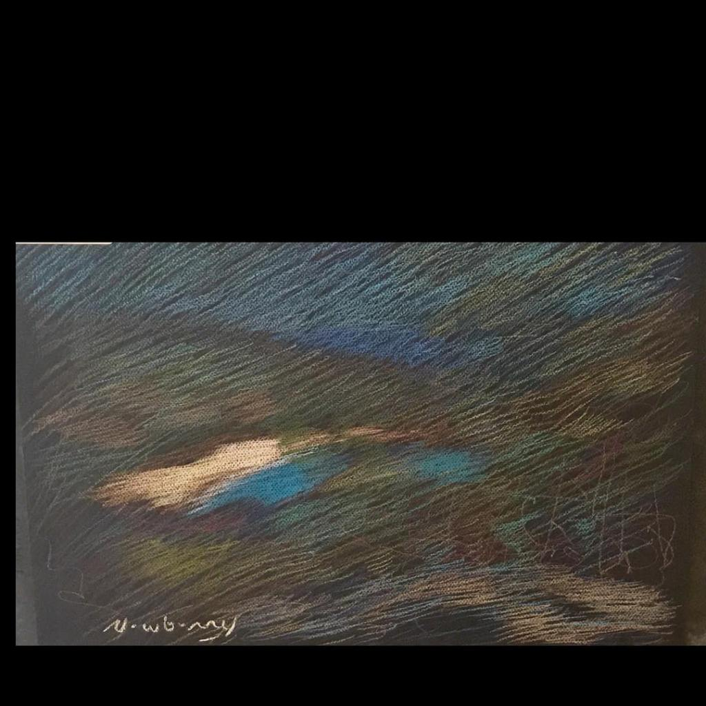 newberry-orange-sand-central-coast-3-pastel-on-dark-paper-sc