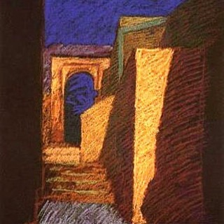 newberry-rhodes-golden-gate-pastel-on-dark-paper-pc-1