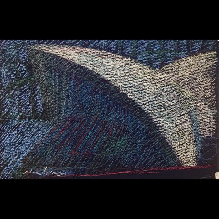newberry-sydney-opera-house-3-pastel-on-dark-paper-sc