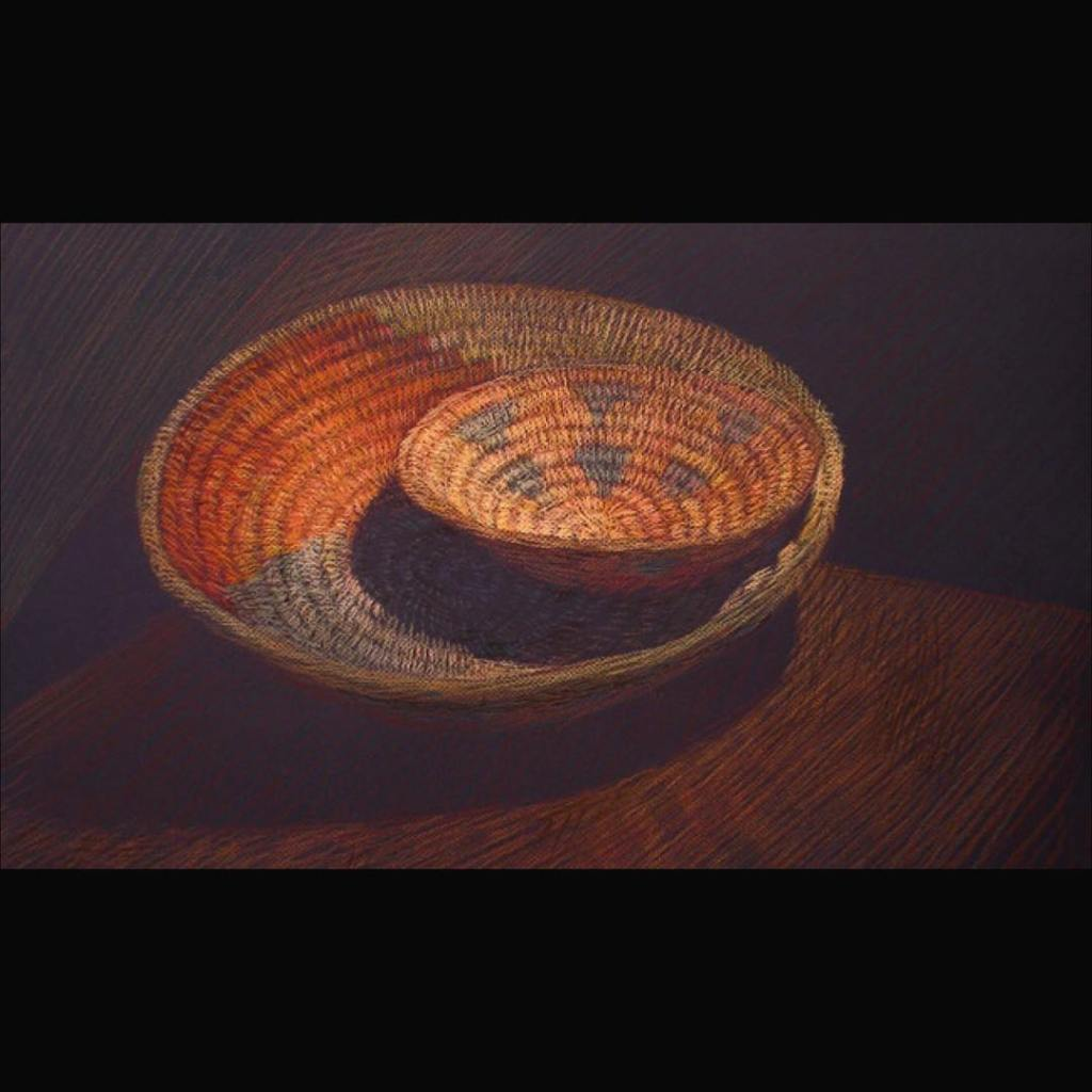 newberry-woven-baskets-pastel-on-dark-paper-pc