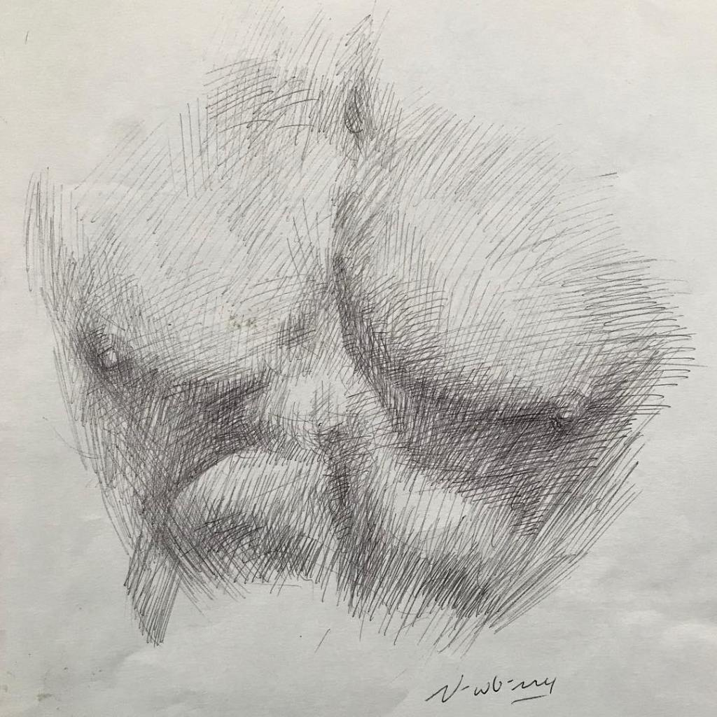 newberry_chest_study_man_oblivion_ink