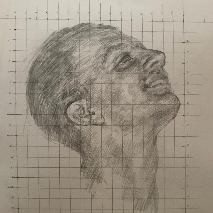 newberry_head_study_lovers_jumping_graphite