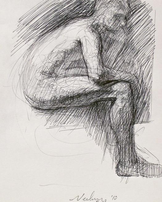 newberry_man_thinking_2_ink