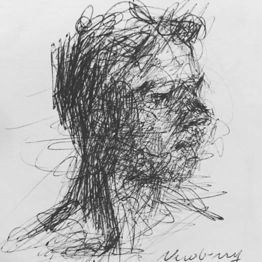 newberry_mans_head_sketch_ink