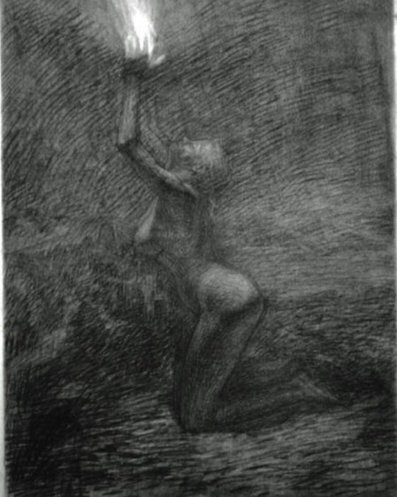 newberry_moon_female_nude_charcoal