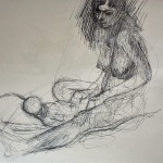 newberry_mother_child_graphite