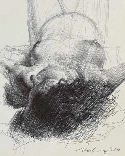 newberry_pregnant_sketch_ink
