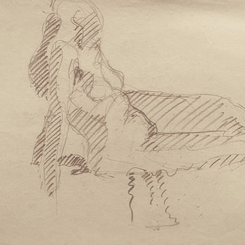 newberry_reclining_woman_sketch_conte