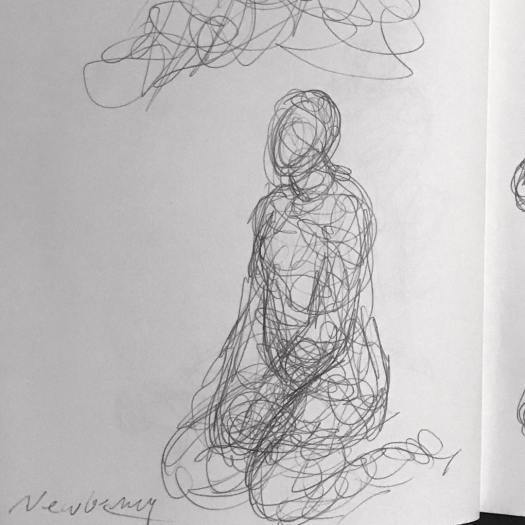 newberry_sitting_woman_sketch_ink