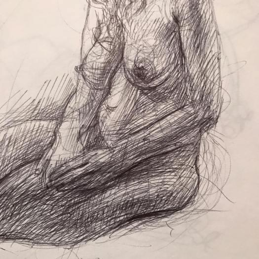 newberry_woman_sitting_sketch_ink