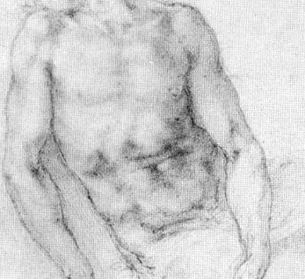 Michelangelo, Pieta, 1519-20