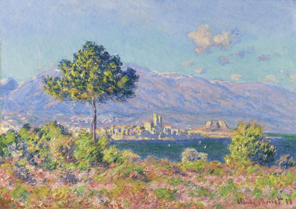 Claude Monet Landscape