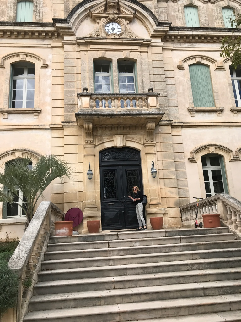 Beziers Residence of Bonnie and Robin Priest