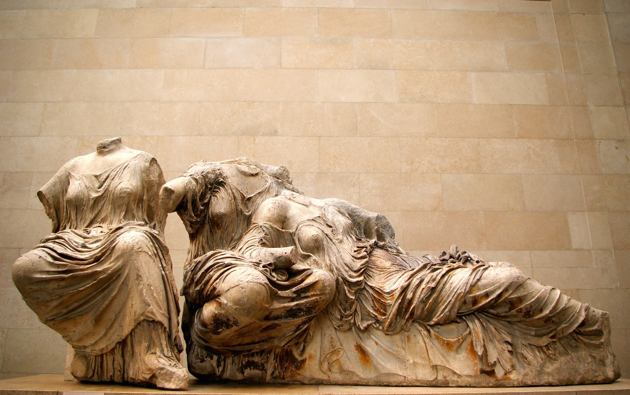Parthenon Goddesses