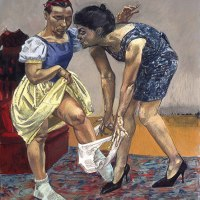 Paula Rego: Save it for the Therapist