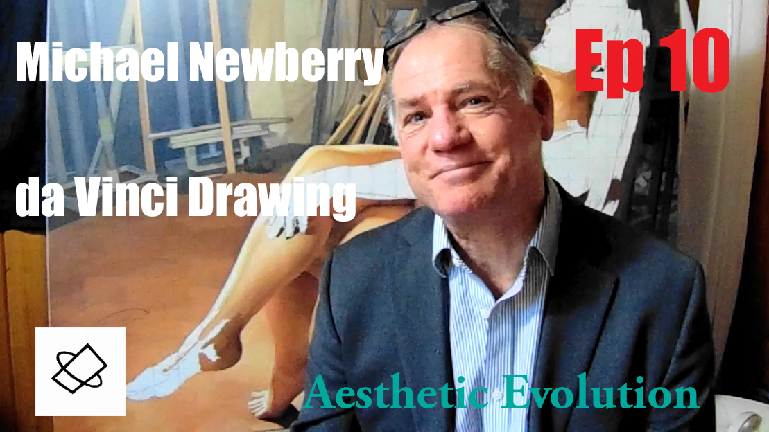 Newberry, Ep 10 Da Vinci Drawing Aesthetic Evolution