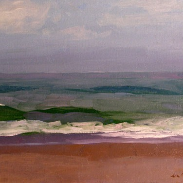 Newberry, Apollo Beach Florida Green Waves