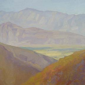 Newberry, Above Borrego Springs
