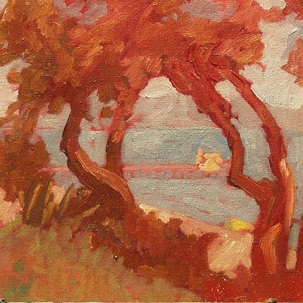 Newberry, Malibu, Red Shadows