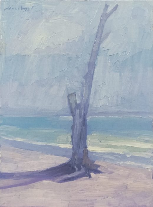 Newberry, solitude plein air