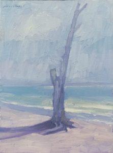 Newberry, solitude plein air
