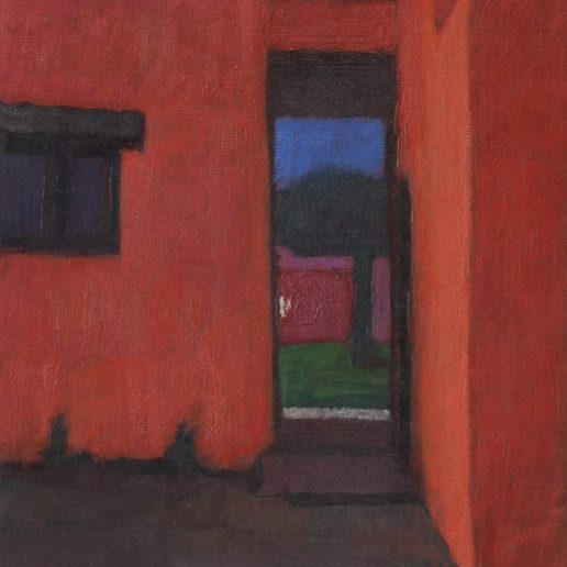 Newberry, Mexico, Red House 2