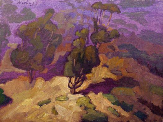 Newberry, Palos Verdes Eucalyptus