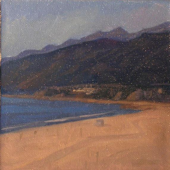 Newberry, California Beach, Santa Monica 3