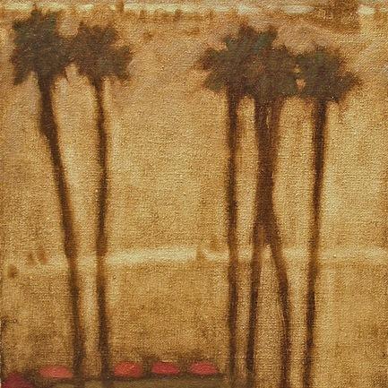 Newberry, California Beach, Santa Monica Palms