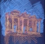 newberry-ephesus-1988-pastel-on-paper-18x24