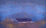 newberry-santorini-balcony-1988-pastel-on-paper-18x24