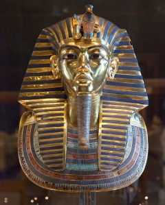 Mask of Tutankhamen