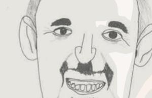 David Joselit, self-portrait? Harvard Faculty